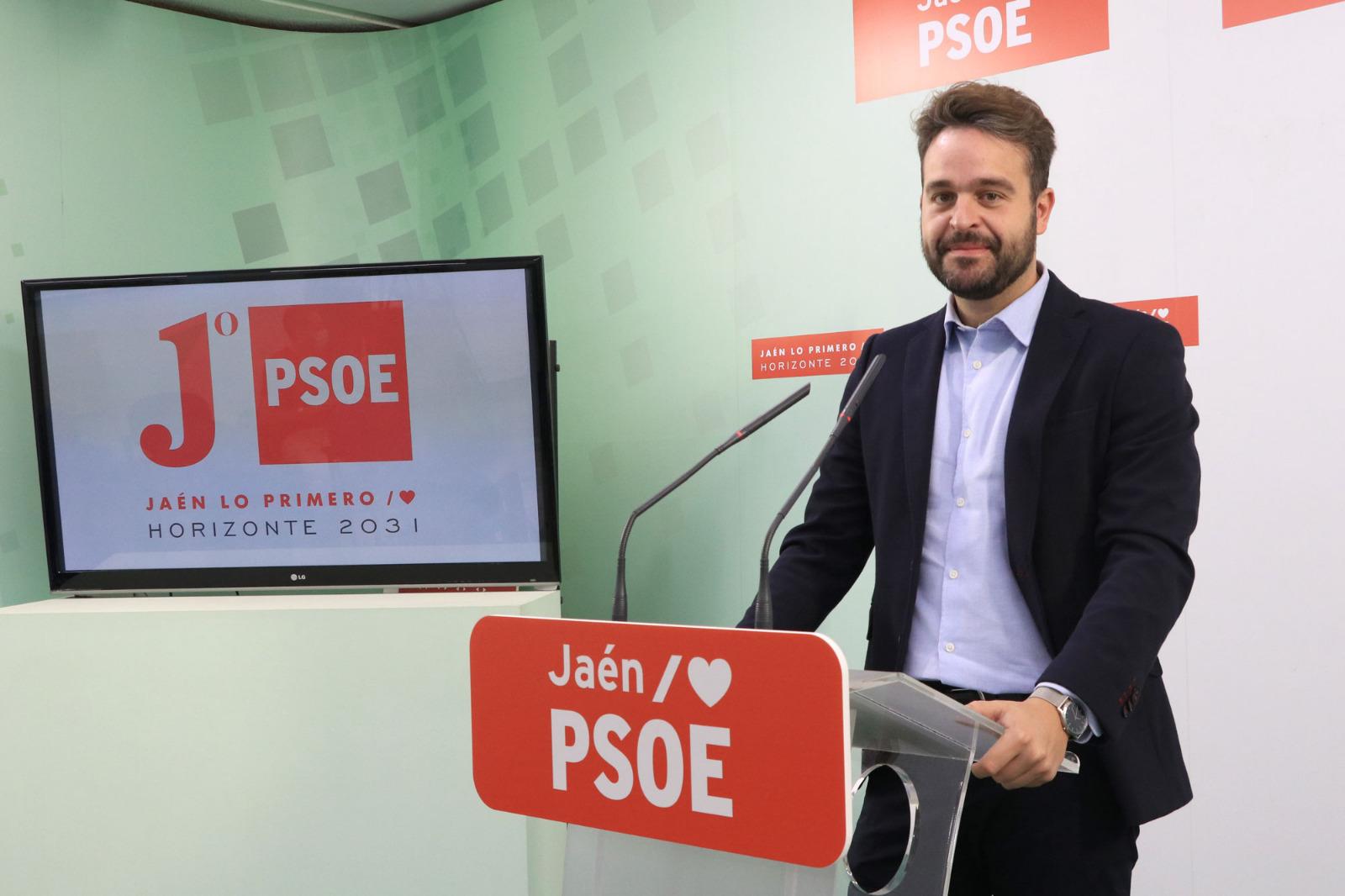 Serrano valora que los PGE traen 107 millones para Jaén y protegen a trabajadores, familias, jóvenes y pensionistas